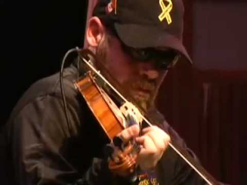 Canadian Icon Fiddler Ashley MacIsaac Performs