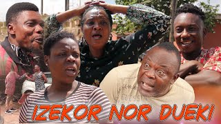 IZEKOR NOR DUEKI - LATEST BENIN COMEDY MOVIE