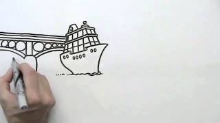 Azamara Cruise Doodle #8: Center of Town thumbnail
