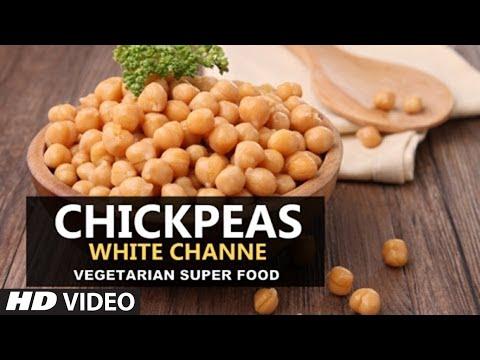 CHICKPEAS - Vegetarian Super Food | Brief information by Guru Mann