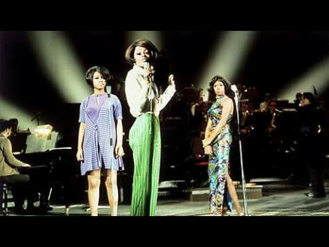 Diana Ross and The Supremes - Live at R.A.I Convention Center [FULL CONCERT - 1968]