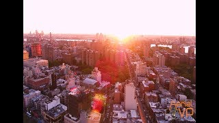 Aerial Drone View of Brooklyn NYC 4K