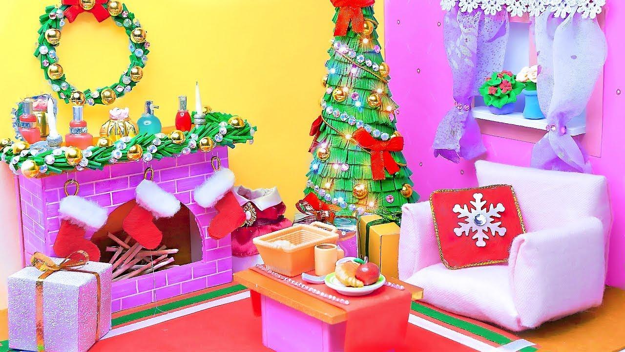 miniature diy christmas
