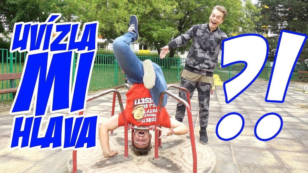 Učím youtubery parkour #7   VladaVideos