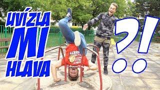 Učím youtubery parkour #7 | VladaVideos