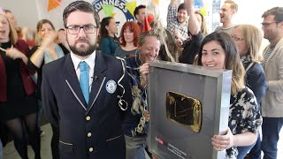 Top 5 Videos - Guinness World Records reaches 1 Million Subscribers  - Spotlight