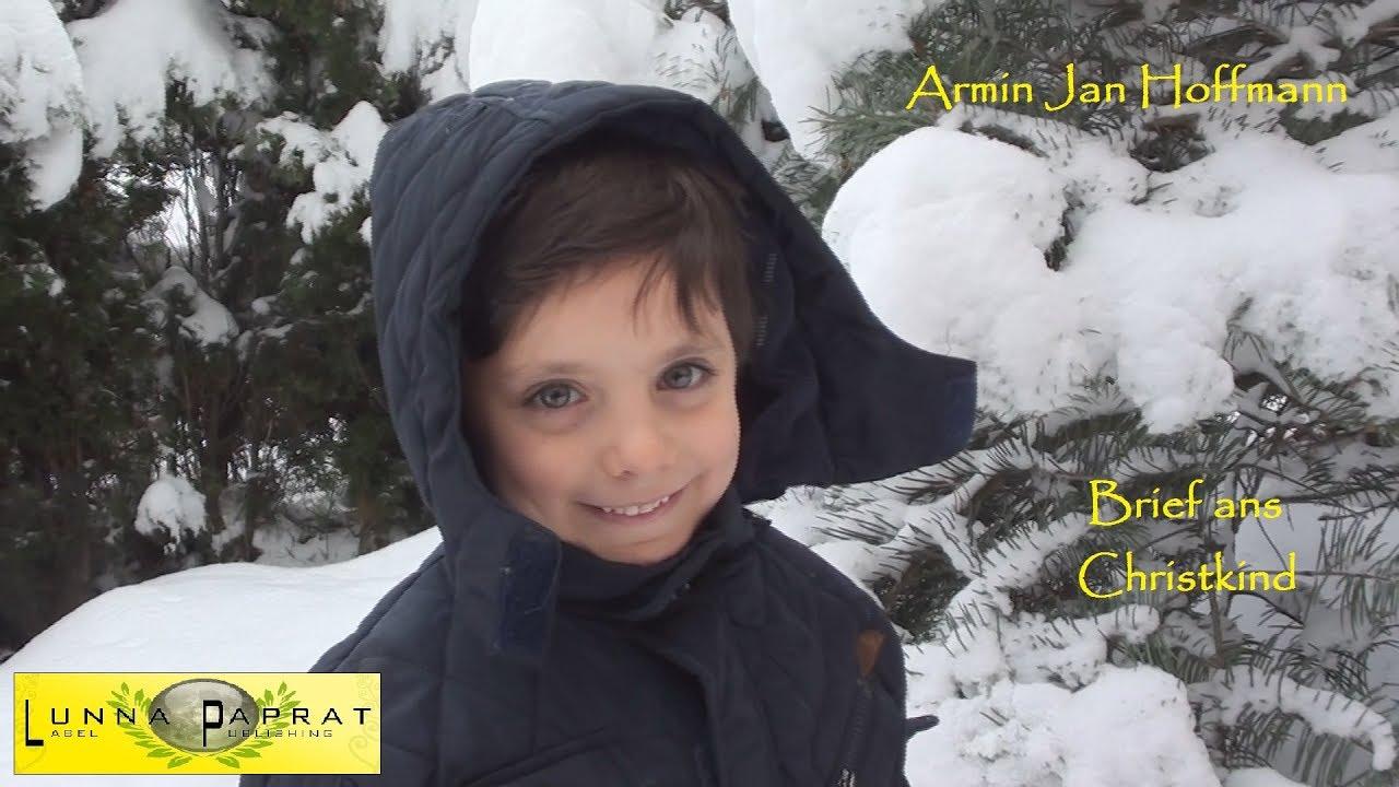 Armin Jan Hoffmann Brief Ans Christkind Official Video Youtube