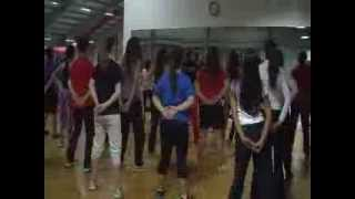 Marist College Dance Ensemble Fall 2013 Pump Up Video