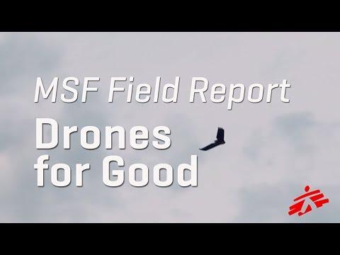 Drones as Humanitarian Tools