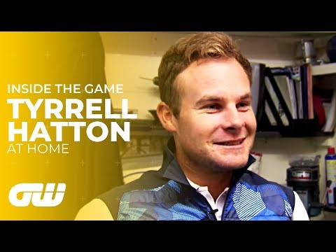 How Tyrrell Hatton Works on His Swing | Inside The Game | Golfing World