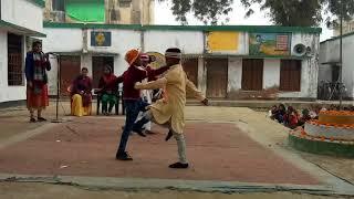 Hm hind ke veer sipahi hai dance in p.s. soraon first