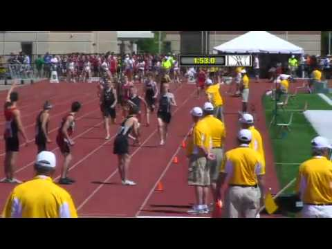 Monroe High School sets new WIAA D2 record for boys 4x800 meter relay