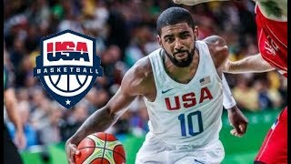 kyrie irving team usa offensive highlights 2016 unreal