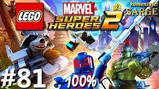 Zagrajmy w LEGO Marvel Super Heroes 2 (100%) odc. 81 - Imperium Hydry [1/2]