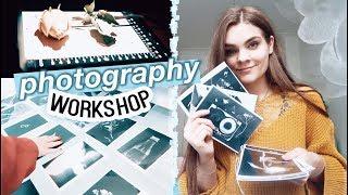 Photography Workshop mit der Uni - Weekly Vlog #6 // I'mJette