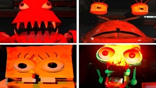 Five Nights at the Chum Bucket JUMPSCARES