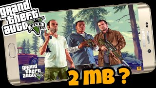 (2 mb) How to download Real Gta 5 on Android ?? 😂😂