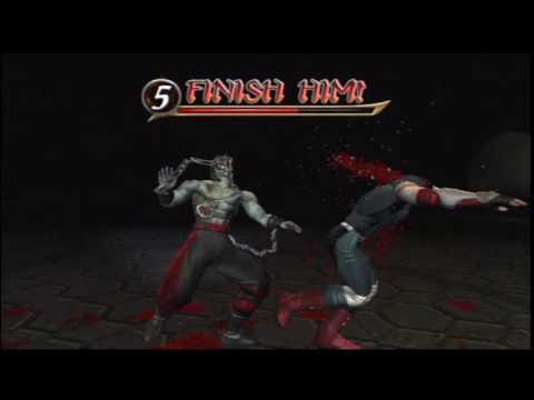 Mortal Kombat: Armageddon (PlayStation 2) Arcade As Liu Kang