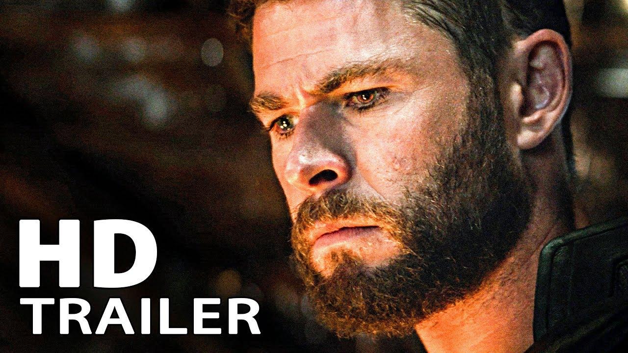 Avengers 3 Trailer Deutsch