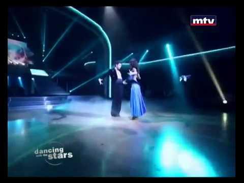 "DWTSME - Daniella Rahme Dancing Paso Doble To ""Titanium"""