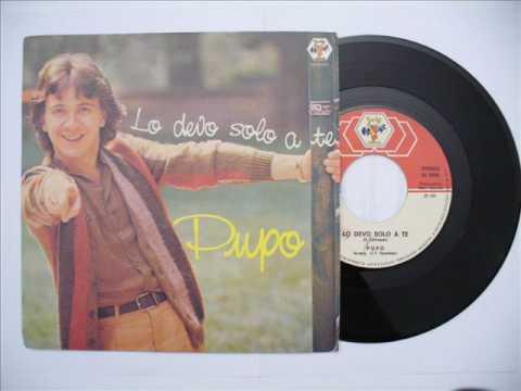 Pupo - Lo devo solo a te (1981)