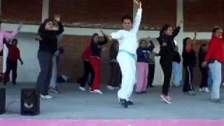 "ZUMBA ""BORO BORO (BELLY DANCE) BY ARMANDO CUENCA"