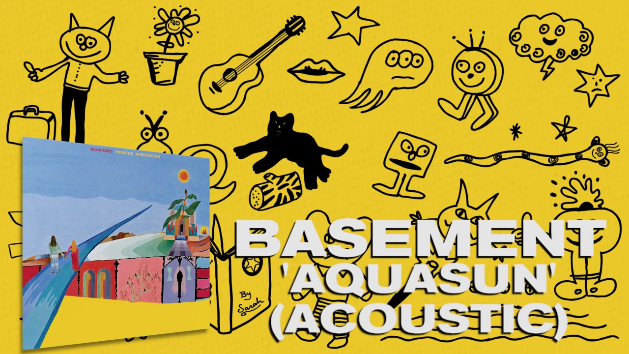 Merveilleux Basement: Aquasun (Acoustic) (Official Audio)