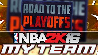 NBA 2K16 My Team | PENETRATING THE DEFENSE #1