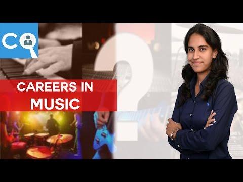 Career Opportunities in MUSIC
