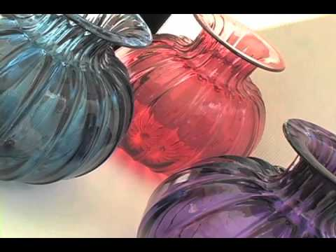 Modern Day Glass Maker: Art Glass