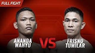 [HD] Ananda Wahyu vs Frisno Tumilar || One Pride Pro Never Quit #29
