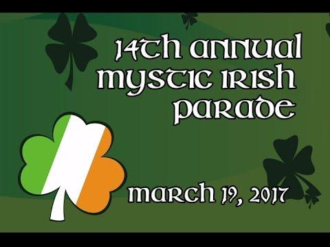 Mystic, CT Irish Parade 2017