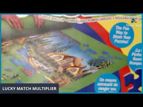 FULL BOOK OF LUCKY MATCH MULTIPLIER NY LOTTERY INSTANT WIN SCRATCH OFF TICKETS