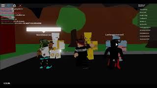 gangstar dance in roblox A Bizarre Day