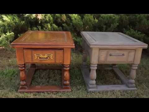 Create a Distressed Wood Finish with Varathane Ultimate Wood Stain