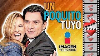 UN POQUITO TUYO nueva telenovela de Jorge Salinas.