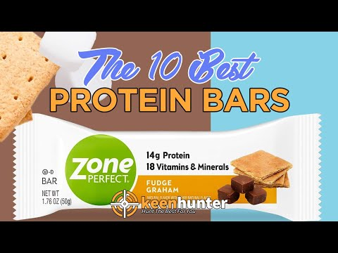 Protein Bar: Top 10 Best Protein Bars Video Reviews (2020 NEWEST)