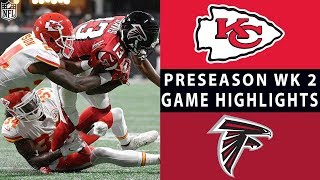 Video Chiefs vs. Falcons Highlights | NFL 2018 Preseason Week 2 download MP3, 3GP, MP4, WEBM, AVI, FLV Agustus 2018
