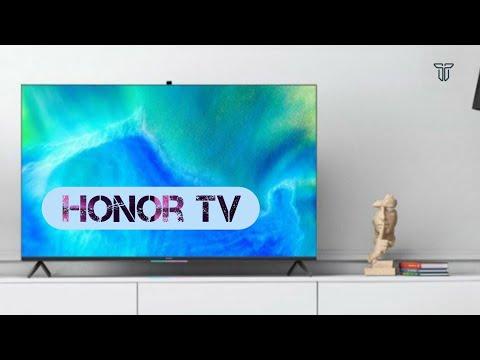 Repeat Honor TV - Harmony OS & Pop-up Selfie Video Calling