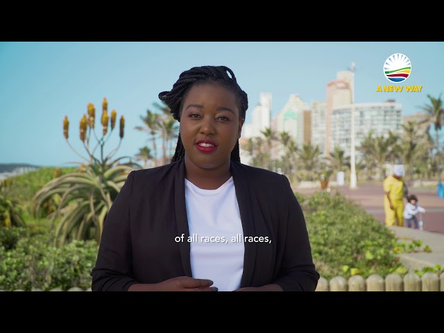 Mbali Ntuli - A New Way | Campaign Relaunch | 7 July 2020