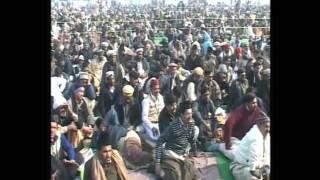 (Urdu) President of Muslim Rastriya Manch Delhi Guest at Jalsa Qadian 2010
