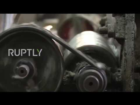 Syria: Aleppo revives war-devastated cotton industry
