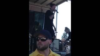 Sworn In-Scissors-live 06/30/15 Seattle-Mayhem Festival