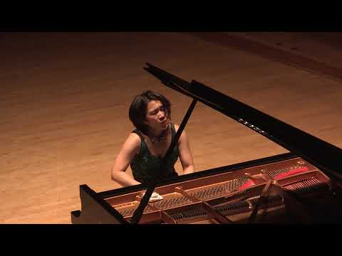 Ching-Yun Hu performs Chopin Sonata No. 3: I. Allegro maestoso