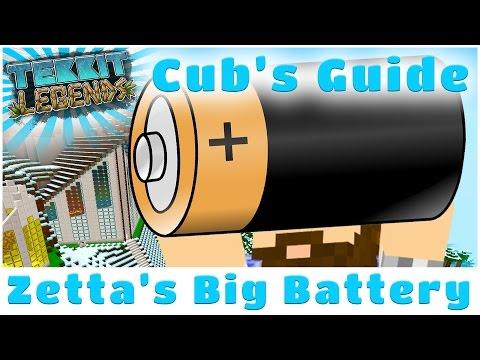 Batterie Tekkit Classic 1 2 5 E10 Doovi