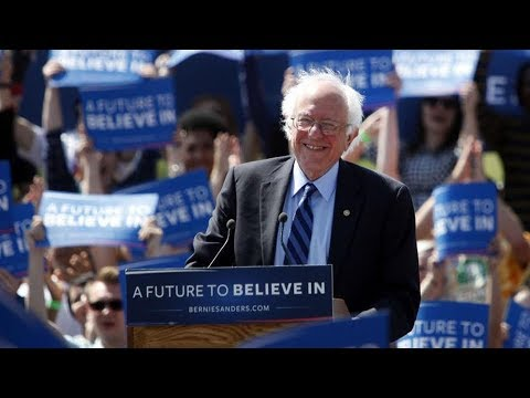 Raising The Minimum Wage And Standing With Women | Bernie Sanders
