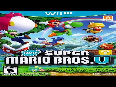 New Super Mario Bros U (Wii U) [Trainer V1.0] + 6