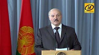 Александр Лукашенко ознакомился с развитием и благоустройством Бреста и Брестской области