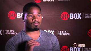 "Shawn Porter: ""ShoBox Gives You a Ladder"""