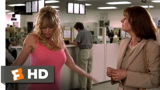 The Banger Sisters (1/5) Movie CLIP - Breasts at the DMV (2002) HD